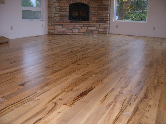 Hardwood flooring port orford Unstained hardwood floors