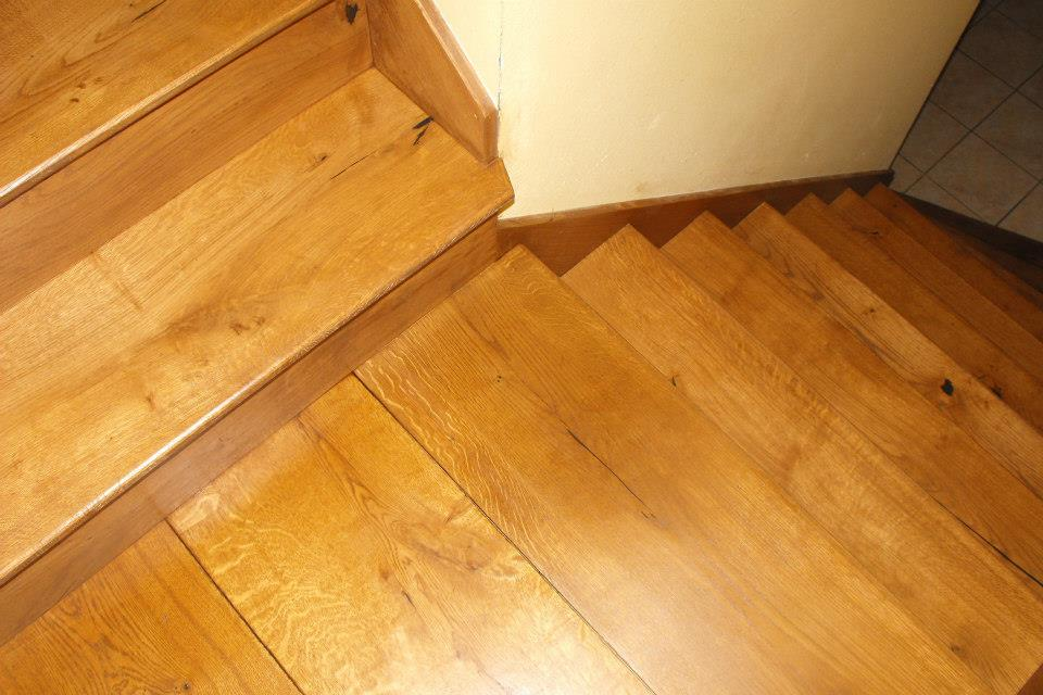 Currently, One Of The Most Common Stair Remodeling Endeavors Is Installing  Replacement Stair Treads Manufactured Out Of A Wood Species That Matches  The New ...
