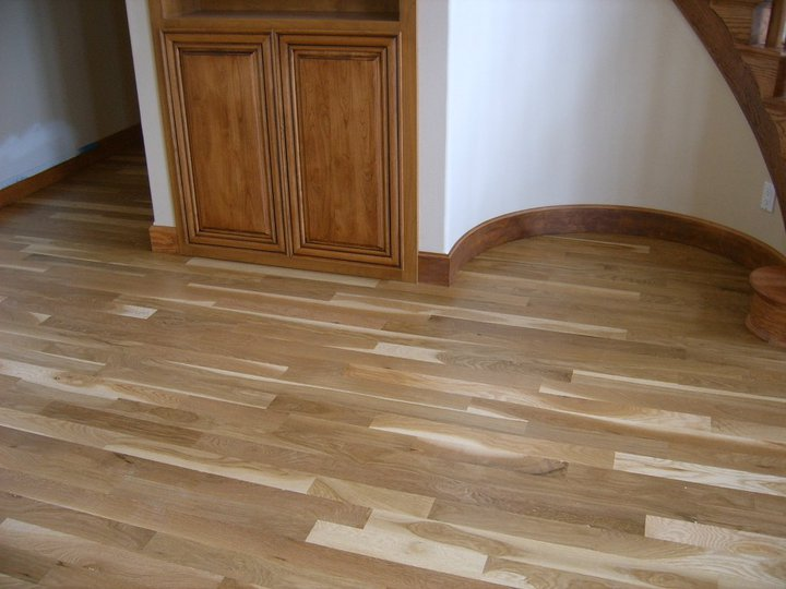 Hardwood Flooring North Bend Oregon